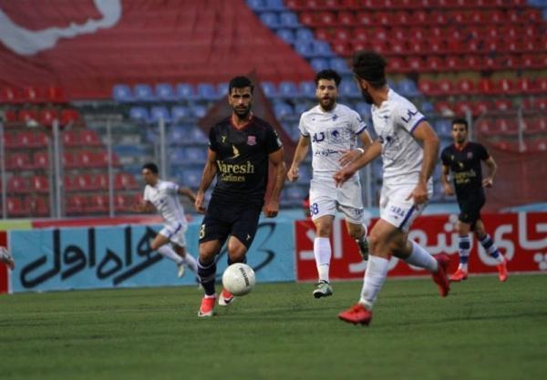 لیگ برتر فوتبال، ثبت سومین شکست نساجی با الهامی مقابل پیکان
