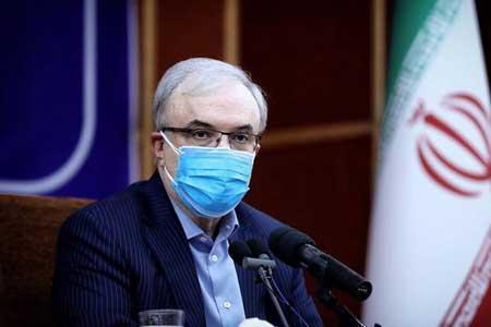 هشدار وزیر بهداشت درباره اوج گیری مجدد کرونا در کشور با ورود احتمالی مهاجران افغان