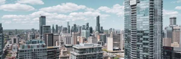 بیشترین مقدار رشد جمعیت در میان شهرهای آمریکا و کانادا مربوط به تورنتو است